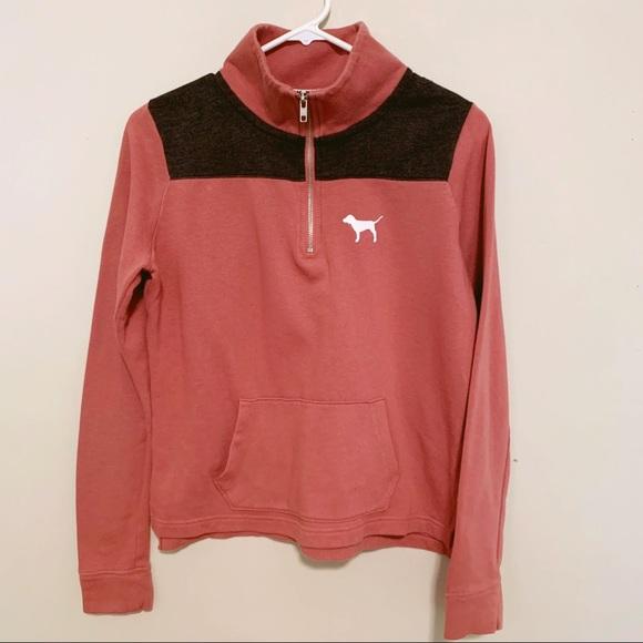 PINK Victoria\u2019s secret sweatshirt